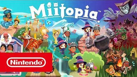 Miitopia - Trailer (Nintendo 3DS)