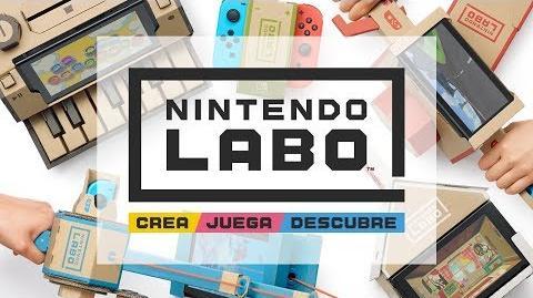 Primeras imágenes de Nintendo Labo