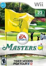 Tiger Woods PGA Tour 12 The Masters (NA)