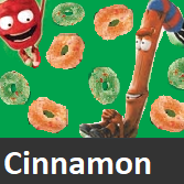 Cinnamon smash icon