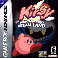 Kirby Nightmare in Dream Land (NA)