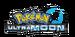 Logo EN - Pokémon Ultra Moon