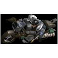 Mach Rider trophy