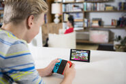 Nintendo Switch - Lifestyle photo 015