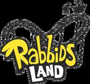 Rabbids Land logo