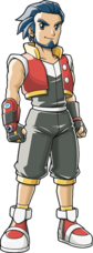 Rand (Pokémon Ranger Guardian Signs)