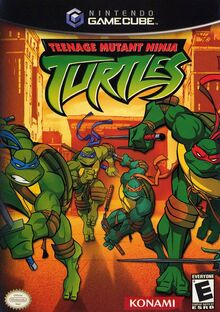 Teenage Mutant Ninja Turtles (NA- GC)