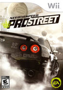 Need for Speed Prostreet (Wii) (NA)