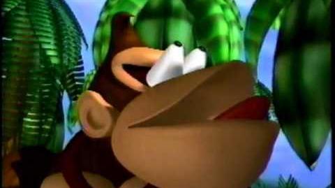 懐かしいCM 任天堂 Nintendo 「スーパードンキーコングGB」