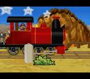 Dry Dry Railroad (Paper Mario)