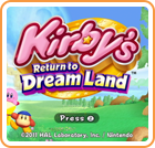 Kirby's Return to Dream Land VC