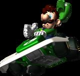 MKDS Luigi