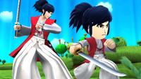 SSB4-WiiU - The Takamaru has Been Doubled