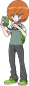 Trevor (Pokémon X and Y)