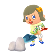 Animal Crossing - Pocket Camp - Character Artwork - Player - Girl 07