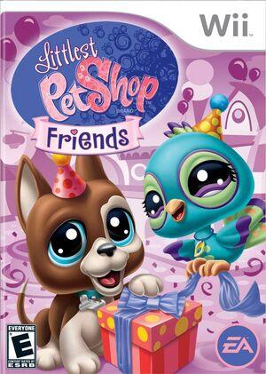 Littlest Pet Shop- Friends