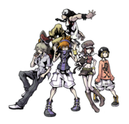 The World Ends with You Final Remix - Key Art 07