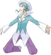 Wallace (Pokémon Ruby and Sapphire)