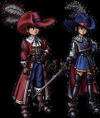 Armamentalist (Dragon Quest IX Sentinels of the Starry Skies)