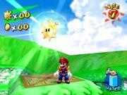 Mario bajo un Sol - SMS