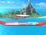Wuhu Island (Super Smash Bros.)