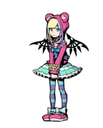 The World Ends with You Final Remix - Character Art - Coco 30