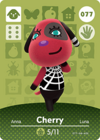 Animal Crossing Amiibo Card 077