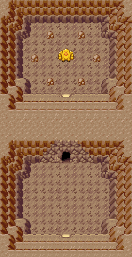 Desert Ruins (Interior)