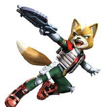 Fox Mccloud Gallery Nintendo Fandom