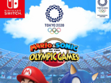 Mario & Sonic at the Olympic Games Tokyo 2020/gallery