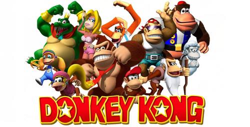 Portal Donkey Kong