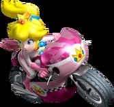 Princess Peach - Mario Kart Wii