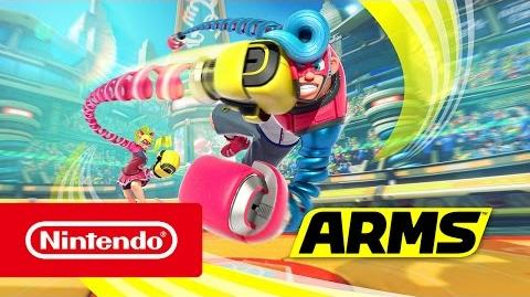 ARMS - Tráiler de Nintendo Switch