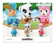 Amiibo - Animal Crossing - Bundle