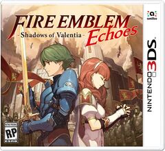Fire Emblem Echoes - Shadows of Valentia (NA)