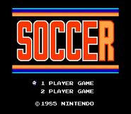 Soccer title