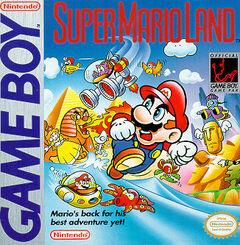 Super Mario Land Portada