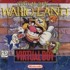 Virtual Boy Wario Land (NA)