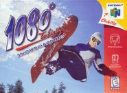 Snowboarding n64
