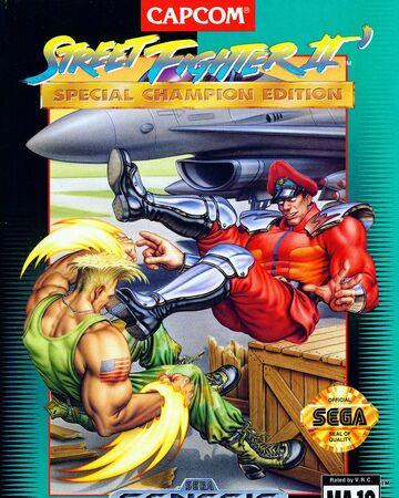 Street Fighter Ii Champion Edition Nintendo Fandom