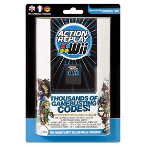 Wii Action Replay