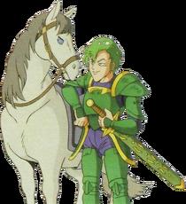 Abel (Fire Emblem Ankoku Ryuu to Hikari no Tsurugi)