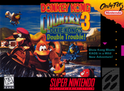 Donkey Kong Country 3 - Dixie Kong's Double Trouble! (NA)