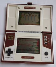 Game & watch 2 schermen