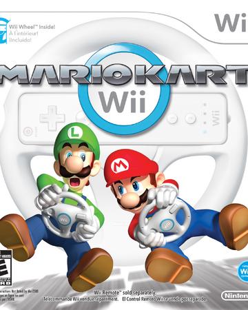 Mario Kart Wii Nintendo Fandom