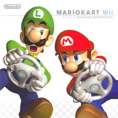 Mario Kart Wii Platinum Soundtrack   Nintendo   FANDOM powered by Wikia