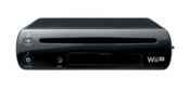 Wii U - Console (Black) 01 (no shadow)