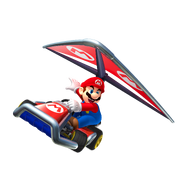 Mario Glider (Mario Kart 7)