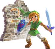 Zelda ALBW new artwork