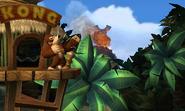 Donkey Kong Country Returns 3D screenshot 2